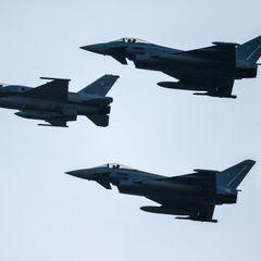 Самолеты НАТО устроили провокацию главам МИД России