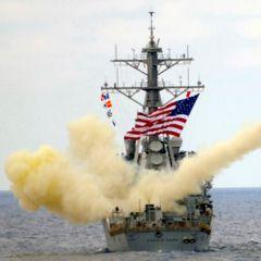 Американский эсминец вторгся в российские воды
