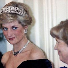 В сети появились снимки принцессы Дианы, которые еще никто не видел!