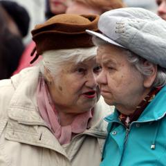 В задержке пенсионной реформы обвинили самих россиян