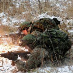 На границы России и Украины произошло вооруженное столкновение