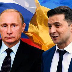 «Встать на колени перед Путиным»: Зеленскому дали совет