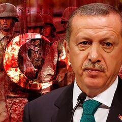 Турция уже ведет войну с Россией сразу на трех фронтах