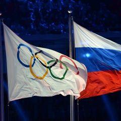 Российским спортсменам запретили выступать под своим флагом