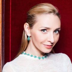 Татьяна Навка поблагодарила Владимира Путина за мужа