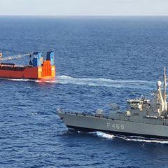 Спецназ НАТО высадился на российский грузовой корабль - СМИ