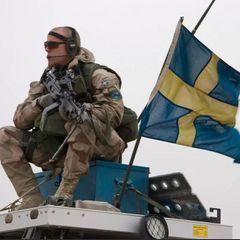Швеция ушла на