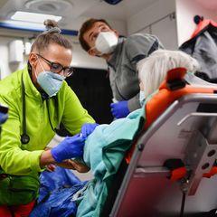 В России обнаружили «британский» вид коронавируса