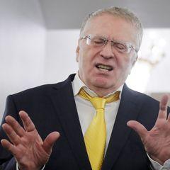 Жириновского буду судить за