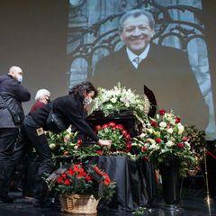 Что происходило у могилы Грачевского? Этого уже не скрыть!