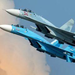 Названы 5 самых смертоносных военных самолетов России