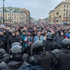 Раскрыто число пострадавших в стычках с полицией и ОМОН в Москве