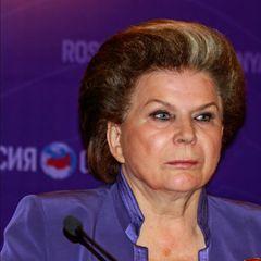 СМИ назвали размер пенсии Терешковой