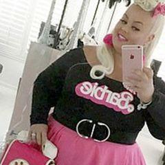 Девушка похудела на 90 кг и стала живым двойником Барби. Вы только посмотрите на нее!