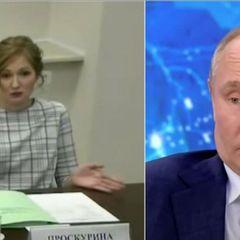 К рассказавшей Путину о низкой зарплате ученой пришли следователи