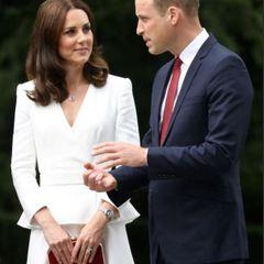 «Это к лучшему»: принц Уильям о разрыве с Кейт Миддлтон