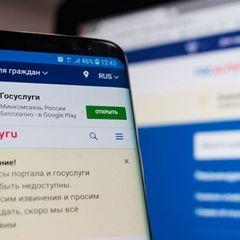 У россиян собираются скупать аккаунты от Госуслуг из-за выборов