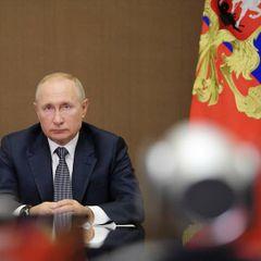 Путин назвал регионы, которые войдут в состав России
