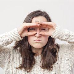 Как улучшить зрение за три минуты в день? Очень простой и полезный способ!