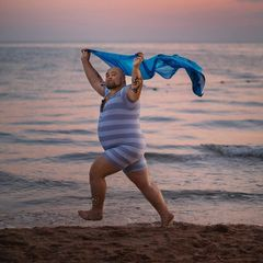 Когда на пляже все не по плану. Веселые и смешные фото