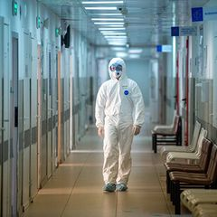 Начнется с новой силой: третья волна коронавируса в России