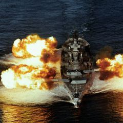 Субмарина США пыталась потопить российские военные корабли