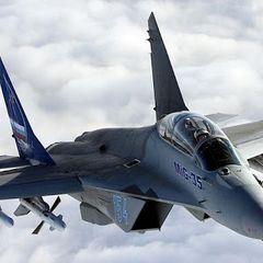 Су-27 перехватил два бомбардировщика ВВС США над Балтикой