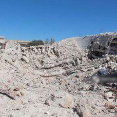 Мощный удар ВКС России уничтожил базу сирийских боевиков