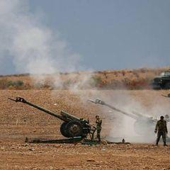Турция нанесла артиллерийские удары по району военной базы РФ