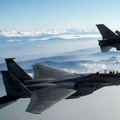 Истребители НАТО сорвали российские военные учения в Чёрном море
