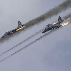 Два российских Су-30 дали жесткий отпор 8 истребителям F-16