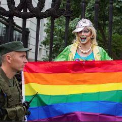 Украина собралась послать в Донбасс гей-батальон ВСУ