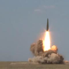 Россия нанесла удар крылатой ракетой «Искандер» прямо с «Хмеймим»