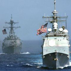 НАТО пригнал в Одессу свои корабли