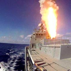 Балтфлот ответил на учения НАТО пусками