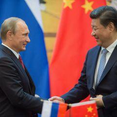 Китай заявил о готовности выступить против США в связке с Россией