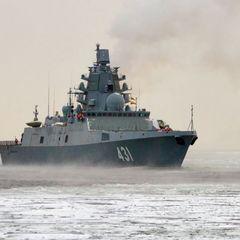 Российский фрегат помешал учениям НАТО в Средиземном море