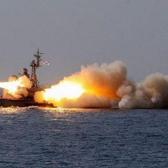 ВМФ РФ нанесли ракетные удары перед кораблями ВМС США
