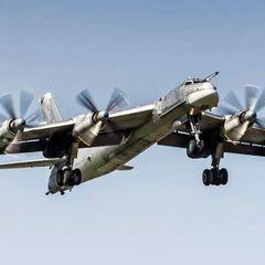 Британские истребители подняты на перехват бомбардировщика РФ
