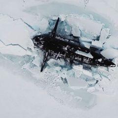 Российскую подлодку засняли из космоса с «огромной дырой»