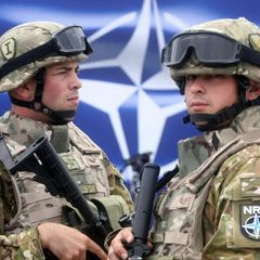 НАТО собирается перебросить в Украину свои войска