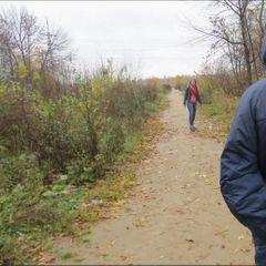 Парень с девушкой спасали пенсионерку от изнасилования на улице