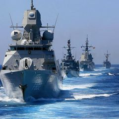 Россия перебросила десантные корабли из Каспия в Черное море
