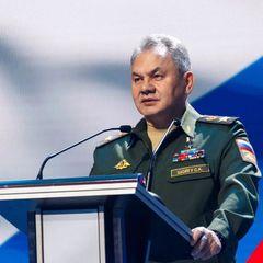 Шойгу заявил о проверке боеготовности в российских ВС