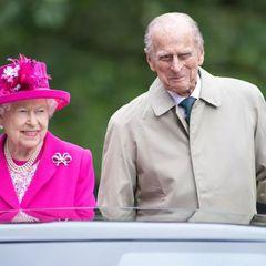 В Великобритании умер супруг Елизаветы II принц Филипп