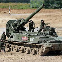 Россия приступила к переброске в Крым тяжелого вооружения