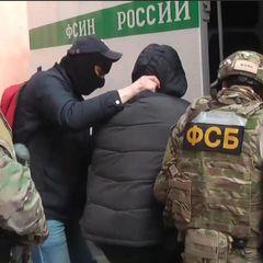 Задержание террористов в Севастополе: след привел к Украине
