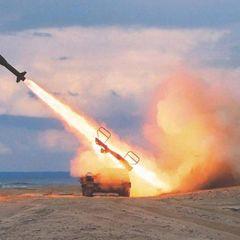Украина отработала массированные ракетные удары по Крыму