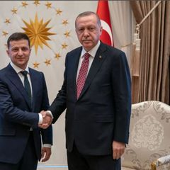 Эрдоган пообещал не признавать присоединение Крыма к России