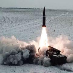 Перехват российского «Искандера» израильским «Barak-8» - видео